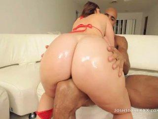 besar, pantat