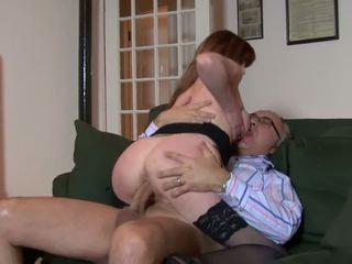 Old Man and Sey Uk Girl, Free Hardcore HD Porn 2f