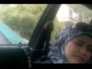 voyeur, ngoài trời, arab