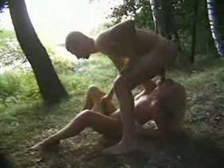 شاب, woods, violated