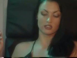rūkymas, lesbietė