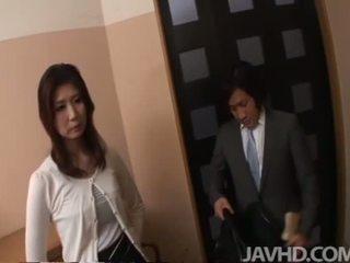 Japonská anální a creampie