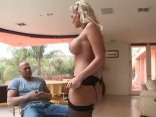 চিন্তা করেনা, blondes হটেস্ট, সবচেয়ে বিগ boobs কোনো