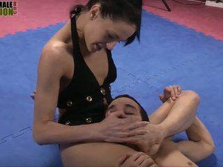 facesitting, foot, erotic