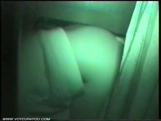 Amateur video- auto seks bij nacht