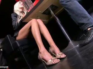blowjob, foot fetish, pornstar
