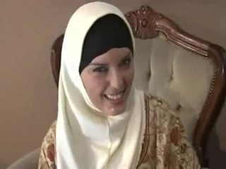Arab hijab girl- ghagi
