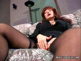 Milfs bang presenteert u hardcore seks porno vid