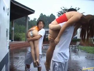 hardcore sex, japanisch, pussy-bohren