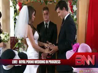 The Royal Porno Wedding