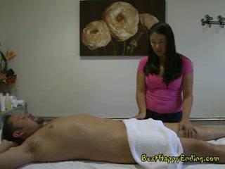japanisch, blowjob, massage