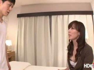 חם japenese reiko gets a score מזיין