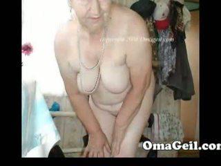 aged, granny, oldie