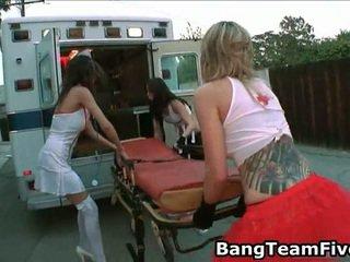 Zuigen nurses absoluut gratis porno video's