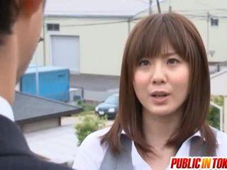 hardcore sex, japanse, openbare sex