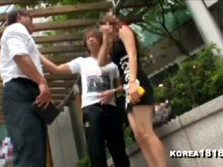 Korea1818.com - nxehtë koreane vajzë rejects japoneze njeri!