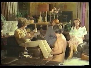 sex în grup, vintage, hd porno