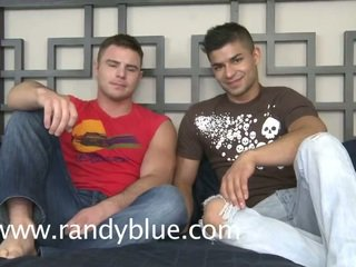 Nick sterling fingers and rim nicco sky hot latinos before plunging his rock hard rod jero nang.