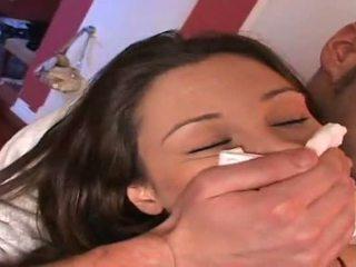 Celeste ster en haar vriend gets chloroformed door two guys