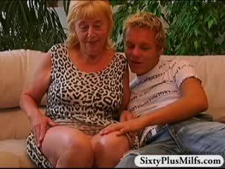 vechi, gilf, bunică