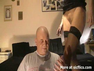 Fist scopata il mogli cavernous vagina