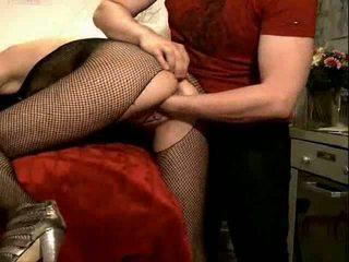 brunetka, fetysz, fisting