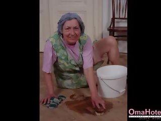 bbw, oma, grannies