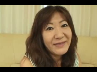 52yo harig japans oma michiko okawa pt. 1 (uncensored)