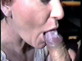 Big cum in her mouh Video