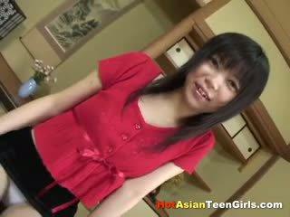Asian Schoolgirl Disciplined By Her Teacher