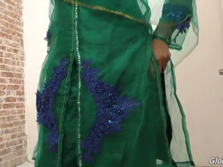 แปลก arab ผู้หญิงสวย nadia ali ระยำ โดย ดำ ใน โป๊ ร้านขายของ