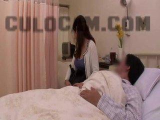Kórház szerep játék exhibitionist leszopás nagy ázsiai csöcsök