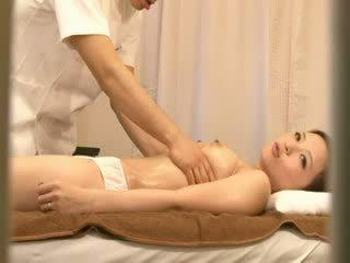 Bridal salon massage verborgen camera 2