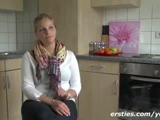 masturbarse, solo, alemán