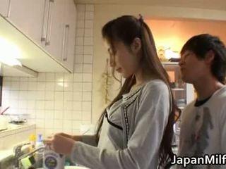 일본의, 아름다움, 어머니