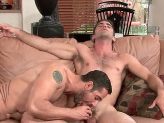 Joe Parker's 1st gay4pay scene ever.