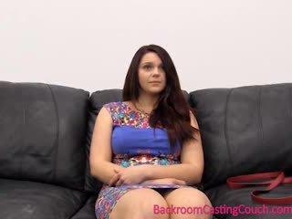 Σεξουαλικός psychology 101 - κάστινγκ καναπές lesson με painal