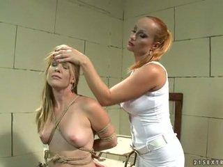 tortura, extremo, femdom