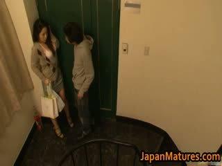 Ayane asakura madura asiática modelo has sexo