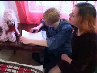 Rita seduced jej syn