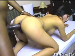 hardcore sexo, sexo anal, interracial