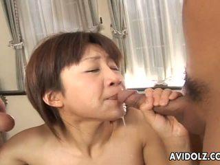 bigtits, יפני, מציצה
