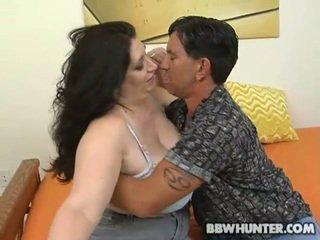 Fattie gets fitte banged