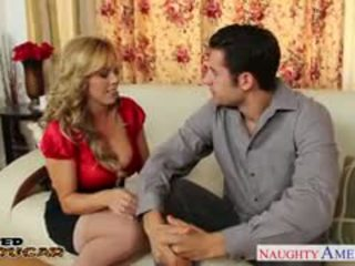 Lustful sikişjek garry heleý amber lynn bach taking a large shaft