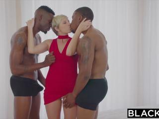 ménage à trois, interracial, hd pornô