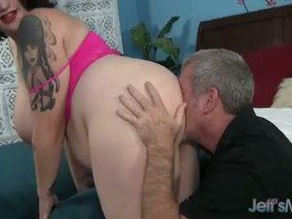 Seksi sintal marilyn mayson gets kacau gambar/video porno vulgar