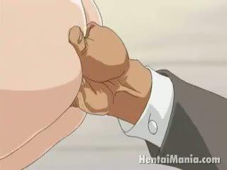 Engaging hentai