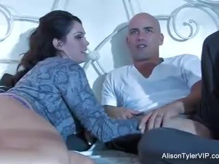 Alison tyler en haar male gigolo