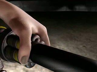 3d animatie robots seks aanval