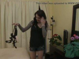 Lesbo divertimento con lily carter e aiden ashley